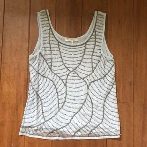 Search for Sanity sequins top
